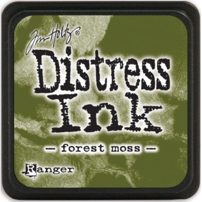 Mini Encreur Distress - Forest Moss