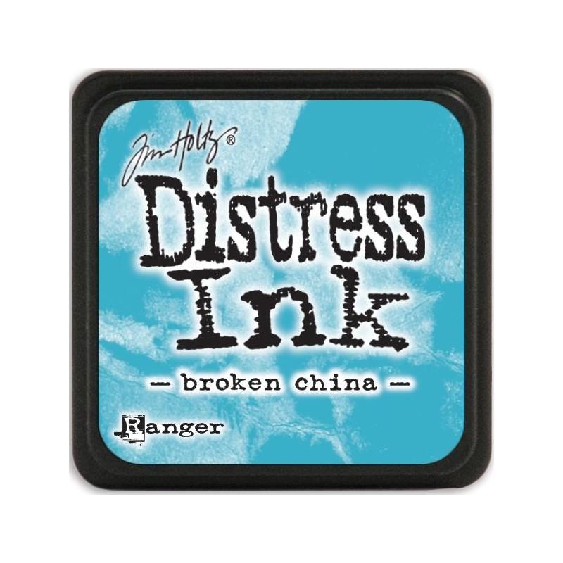 Mini Encreur Distress - Broken China