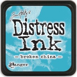 Mini Encreur Distress - Broken China