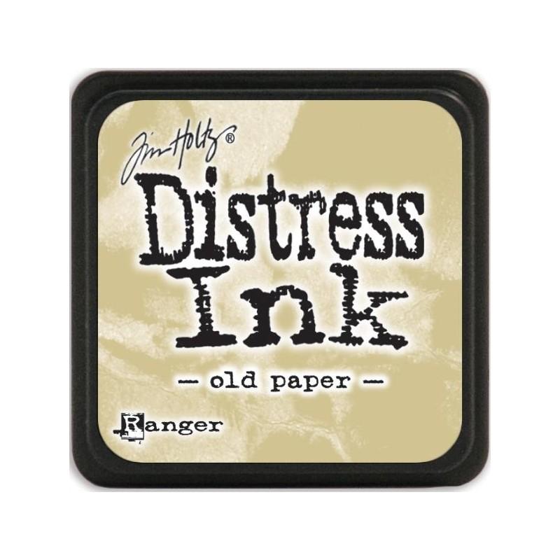 Mini Encreur Distress - Old Paper