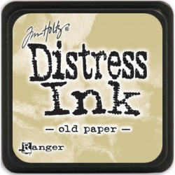 Mini Encreur Distress - Old Paper