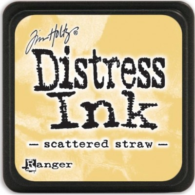 Mini Encreur Distress - Scattered Straw