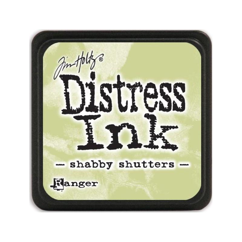 Mini Encreur Distress - Shabby Shutters
