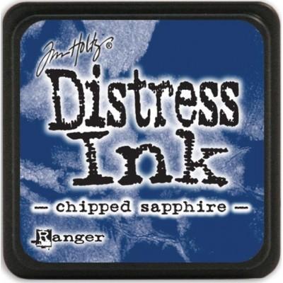 Mini Encreur Distress - Chipped Sapphire