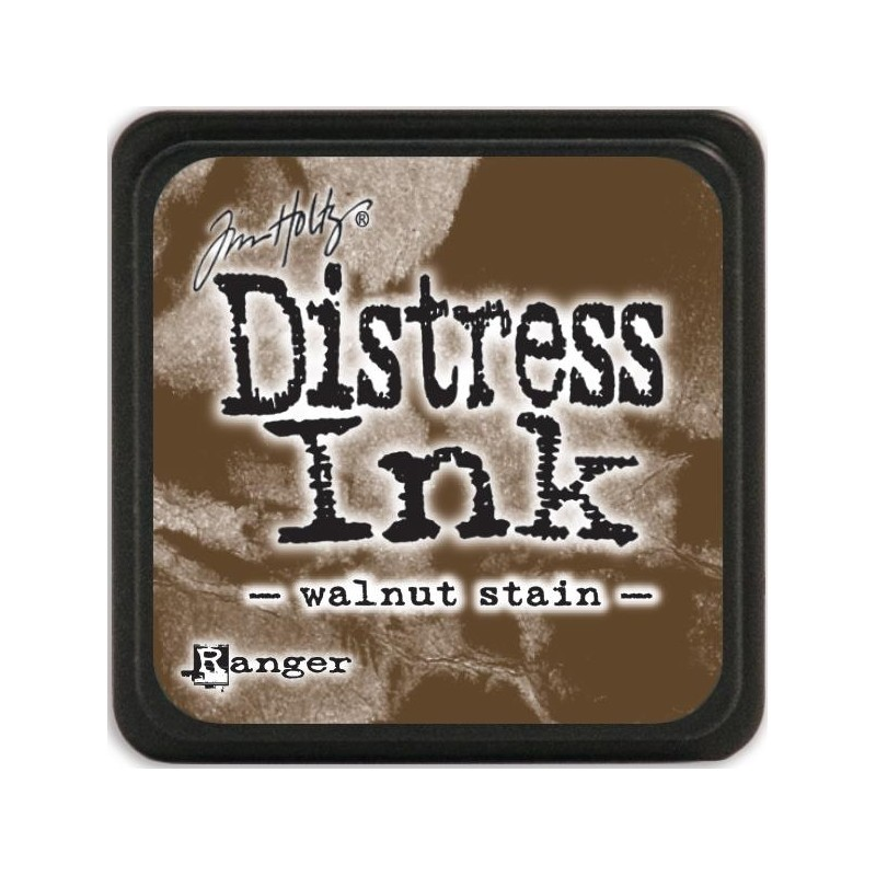 Mini Encreur Distress - Walnut Stain