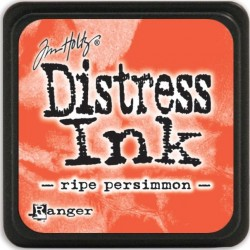 Mini Encreur Distress - Ripe Persimmon