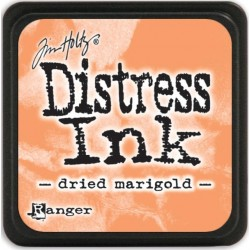Mini Encreur Distress - Dried Marigold