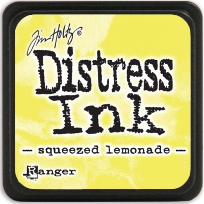 Mini Encreur Distress - Squeezed Lemonade