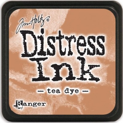 Mini Encreur Distress - Tea Dye