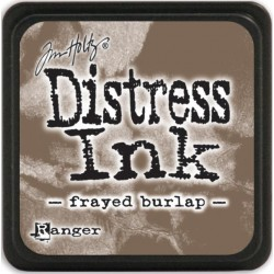Mini Encreur Distress - Frayed Burlap