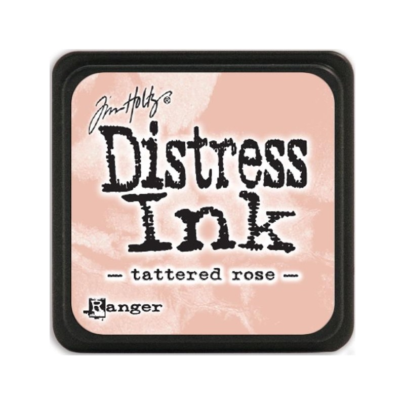 Mini Encreur Distress - Tattered Rose