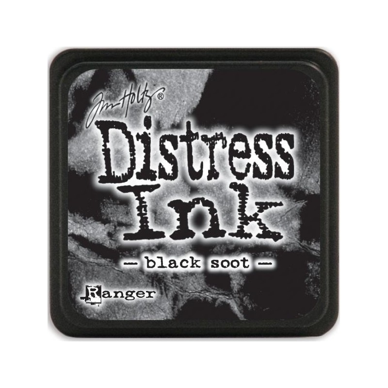 Mini Encreur Distress - Black Soot