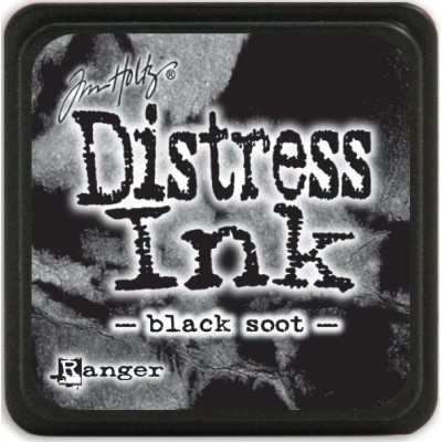 Mini Encreur Distress - Black Soot