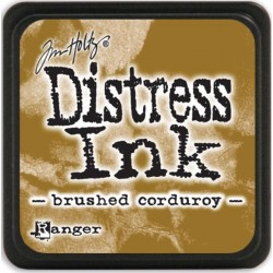 Mini Encreur Distress - Brushed Corduroy