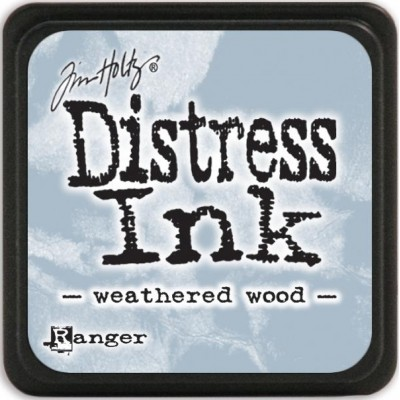 Mini Encreur Distress - Weathered Wood