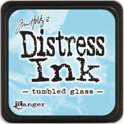Mini Encreur Distress - Tumbled Glass