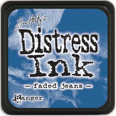 Mini Encreur Distress - Faded Jeans