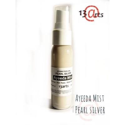 Ayeeda Pearl Mist - Silver
