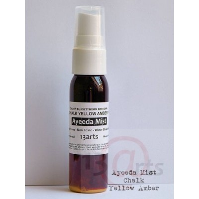 Ayeeda Chalk Mist - Yellow Amber