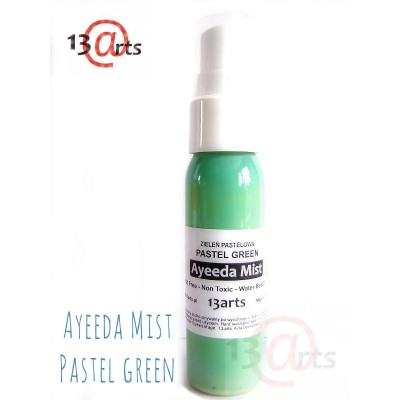Ayeeda Pastel Mist - Green