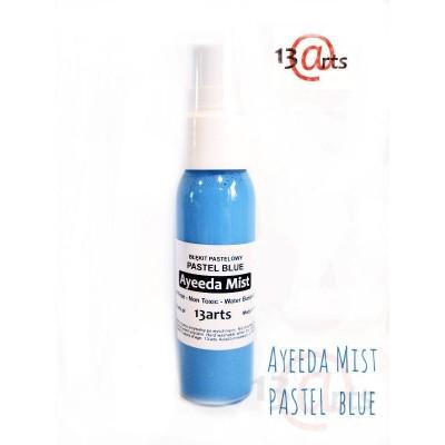 Ayeeda Pastel Mist - Blue