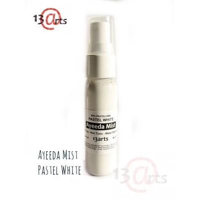 Ayeeda Pastel Mist - White