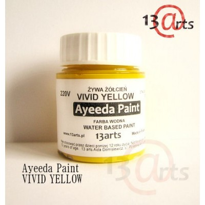 Peinture Ayeeda Paint - Vivid Yelllow
