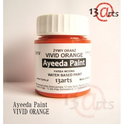Peinture Ayeeda Paint - Vivid Orange