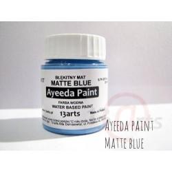 Peinture Ayeeda Paint - Matte Blue
