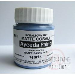 Peinture Ayeeda Paint - Matte Cobalt