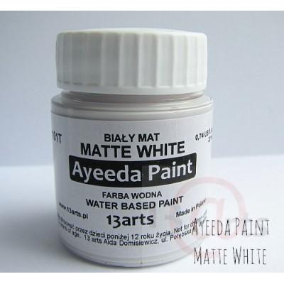 Peinture Ayeeda Paint - Matte White