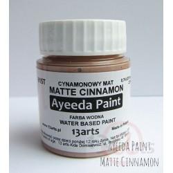 Peinture Ayeeda Paint - Matte Cinnamon