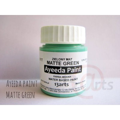 Peinture Ayeeda Paint - Matte Green