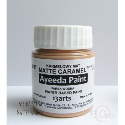 Peinture Ayeeda Paint - Matte Caramel