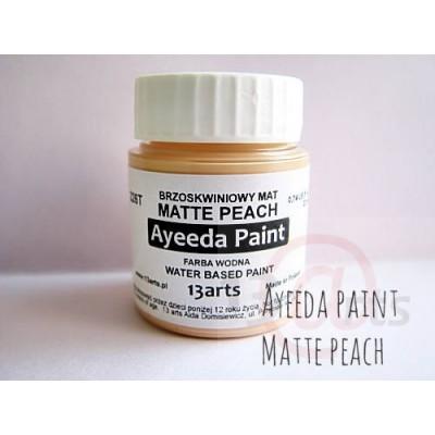 Peinture Ayeeda Paint - Matte Peach