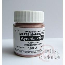 Peinture Ayeeda Paint - Matte Mahogany