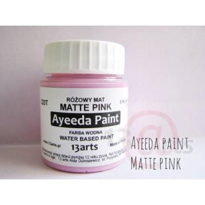 Peinture Ayeeda Paint - Matte Pink