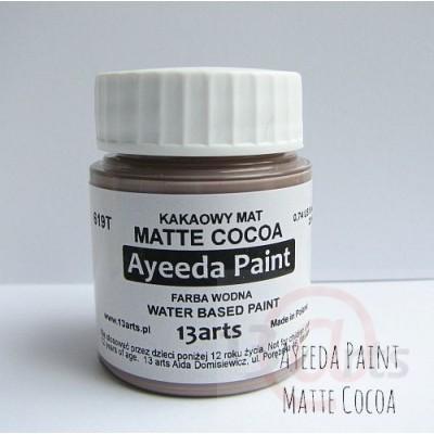 Peinture Ayeeda Paint - Matte Cocoa