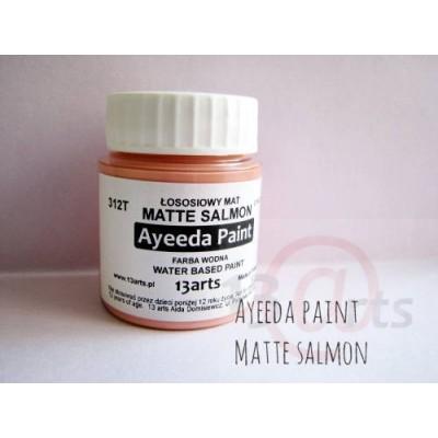 Peinture Ayeeda Paint - Matte Salmon