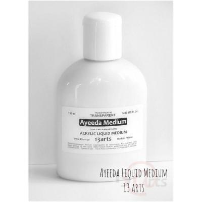 Medium acrylique liquide