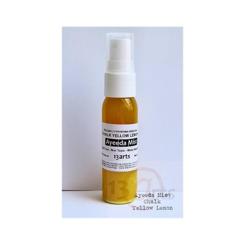Ayeeda Chalk Mist - Yellow Lemon