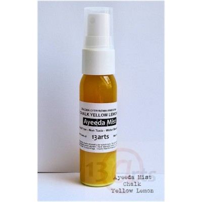 Ayeeda Chalk Mist - Yellow