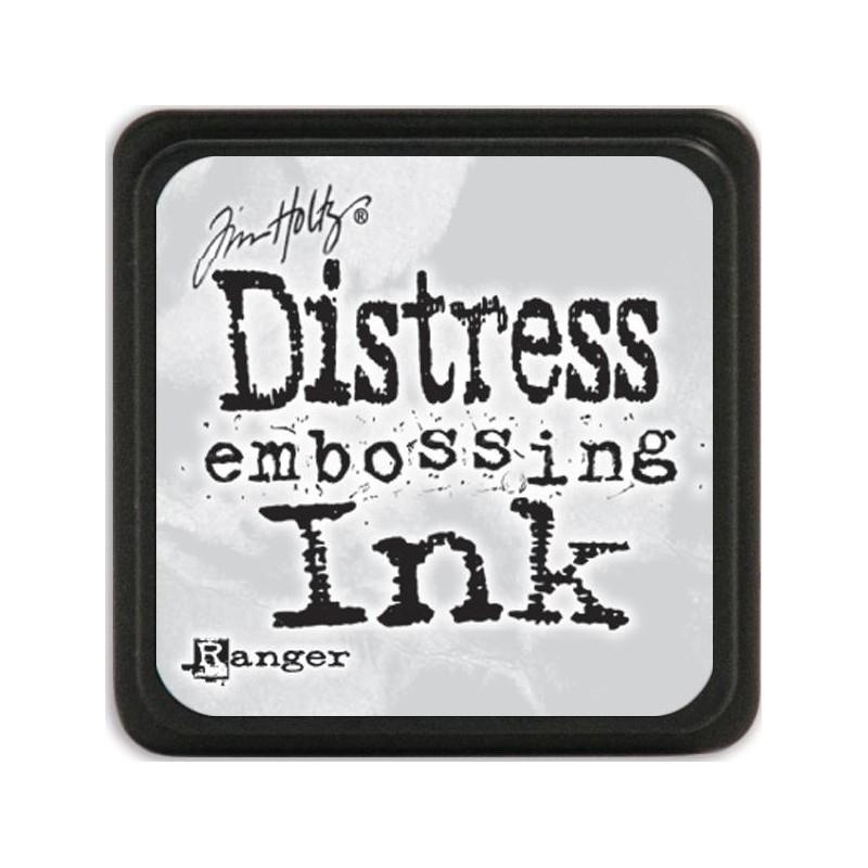 Mini Encreur Distress - Embossing