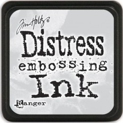 Mini Encreur Distress - Embossing