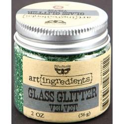 Glass Glitter - Art Ingredients - Velvet