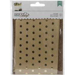 Sachets DIY Shop - Gold Dots