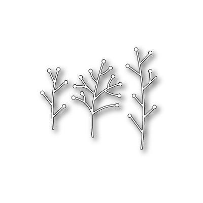 Die Memory Box - Floral Sprigs