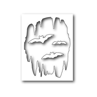 Die Memory Box - Bat Cave Cutout