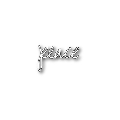 Die Memory Box - Sketchbook Peace