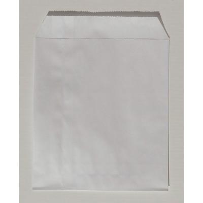 Pochettes en kraft blanchi 12x16 cm (10)